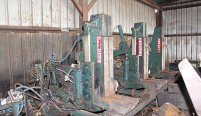 Sawmill Auction Guide